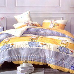 Комплект постельного белья R-81/7  ПОСТЕЛЬНОЕ БЕЛЬЕ И ТОВАРЫ ДЛЯ ДЕТЕЙ > 1.5-спальные 160х220