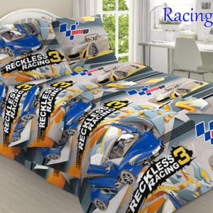 Racing car  ПОСТЕЛЬНОЕ БЕЛЬЕ И ТОВАРЫ ДЛЯ ДЕТЕЙ > 1.5-спальные