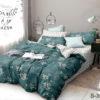 Комплект постельного белья с компаньоном S352  ПОСТЕЛЬНОЕ БЕЛЬЕ ТМ TAG > 2-спальные > Сатин люкс ТМ TAG