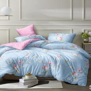 Комплект постельного белья с компаньоном S356  ПОСТЕЛЬНОЕ БЕЛЬЕ ТМ TAG > 2-спальные > Сатин люкс ТМ TAG