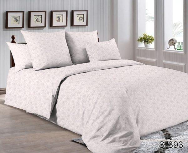 Комплект постельного белья S393  ПОСТЕЛЬНОЕ БЕЛЬЕ ТМ TAG > 1.5-спальные > Сатин люкс ТМ TAG