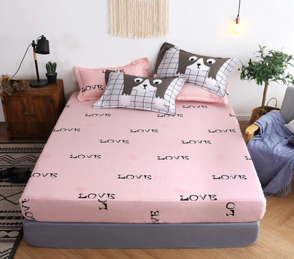 Комплект постельного белья с компаньоном S397 1 Постельный комплект