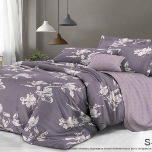 Комплект постельного белья с компаньоном S407  ПОСТЕЛЬНОЕ БЕЛЬЕ ТМ TAG > 2-спальные > Сатин люкс ТМ TAG