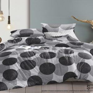 Комплект постельного белья с компаньоном S413  ПОСТЕЛЬНОЕ БЕЛЬЕ ТМ TAG > 2-спальные > Сатин люкс ТМ TAG