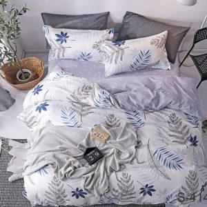 Комплект постельного белья с компаньоном S414  ПОСТЕЛЬНОЕ БЕЛЬЕ ТМ TAG > 2-спальные > Сатин люкс ТМ TAG