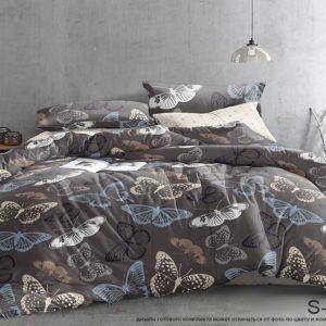 Комплект постельного белья с компаньоном S415  ПОСТЕЛЬНОЕ БЕЛЬЕ ТМ TAG > 2-спальные > Сатин люкс ТМ TAG