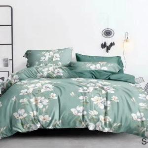 Комплект постельного белья с компаньоном S422  ПОСТЕЛЬНОЕ БЕЛЬЕ ТМ TAG > 2-спальные > Сатин люкс ТМ TAG