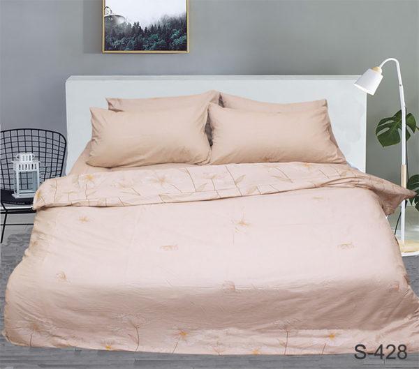 Комплект постельного белья S428  ПОСТЕЛЬНОЕ БЕЛЬЕ ТМ TAG > 1.5-спальные > Сатин люкс ТМ TAG