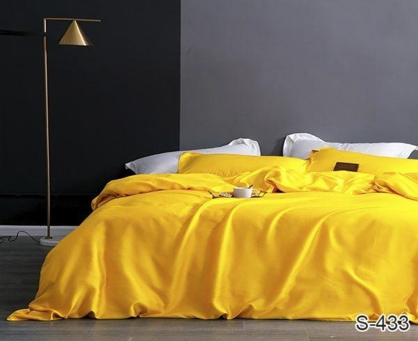 Комплект постельного белья S433  ПОСТЕЛЬНОЕ БЕЛЬЕ ТМ TAG > 2-спальные > Сатин люкс ТМ TAG