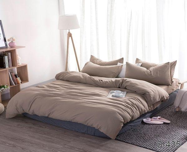 Комплект постельного белья S435  ПОСТЕЛЬНОЕ БЕЛЬЕ ТМ TAG > 2-спальные > Сатин люкс ТМ TAG