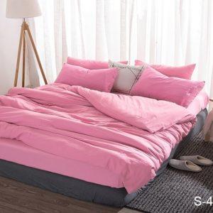 Комплект постельного белья S438  ПОСТЕЛЬНОЕ БЕЛЬЕ ТМ TAG > 2-спальные > Сатин люкс ТМ TAG