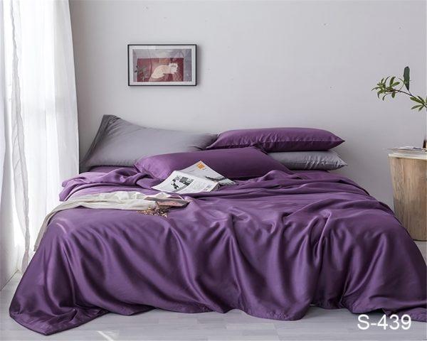 Комплект постельного белья S439  ПОСТЕЛЬНОЕ БЕЛЬЕ ТМ TAG > 2-спальные > Сатин люкс ТМ TAG