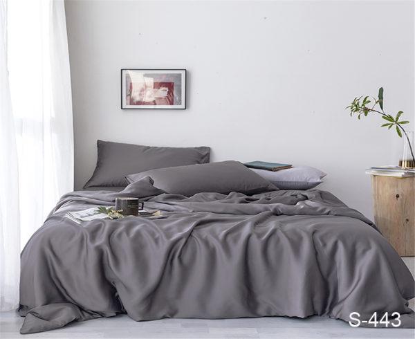 Комплект постельного белья S443  ПОСТЕЛЬНОЕ БЕЛЬЕ ТМ TAG > 2-спальные > Сатин люкс ТМ TAG