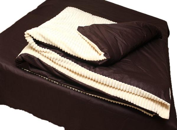 Комплект постельного белья зима-лето Beige 4 Постельный комплект