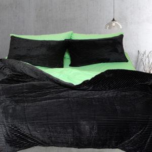 Комплект постельного белья зима-лето Black  ПОСТЕЛЬНОЕ БЕЛЬЕ ТМ TAG > 2-спальные > Зима-лето