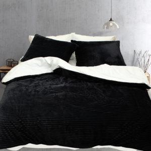 Комплект постельного белья зима-лето Black&white  ПОСТЕЛЬНОЕ БЕЛЬЕ ТМ TAG > 2-спальные > Зима-лето