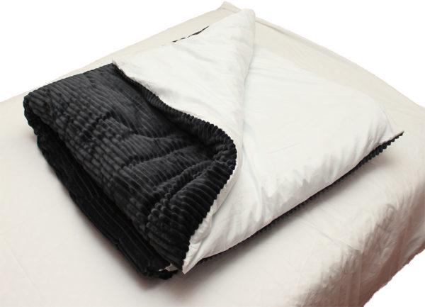 Комплект постельного белья зима-лето Black&white 4 Постельный комплект