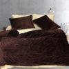 Комплект постельного белья зима-лето Brown  ПОСТЕЛЬНОЕ БЕЛЬЕ ТМ TAG > 2-спальные > Зима-лето
