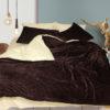 Комплект постельного белья зима-лето Brown 5 Постельный комплект