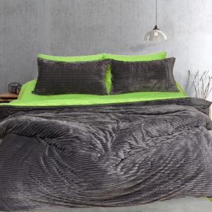 Комплект постельного белья зима-лето Grafit  ПОСТЕЛЬНОЕ БЕЛЬЕ ТМ TAG > 2-спальные > Зима-лето