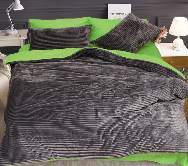 Комплект постельного белья зима-лето Grafit 1 Постельный комплект