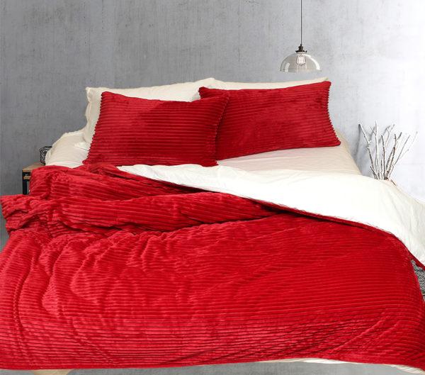 Комплект постельного белья зима-лето Red  ПОСТЕЛЬНОЕ БЕЛЬЕ ТМ TAG > 2-спальные > Зима-лето
