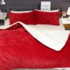 Комплект постельного белья зима-лето Red 5 Постельный комплект