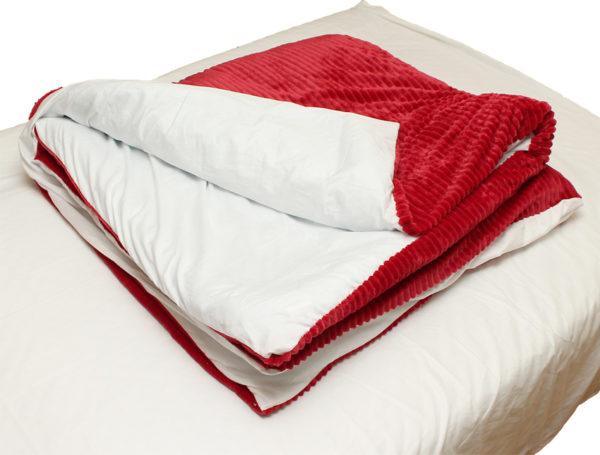 Комплект постельного белья зима-лето Red 4 Постельный комплект