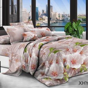 Комплект постельного белья XHY1047  ПОСТЕЛЬНОЕ БЕЛЬЕ ТМ TAG > 2-спальные > Поликоттон 3D