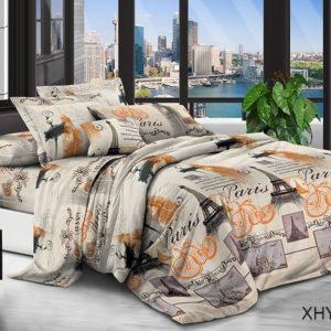 Комплект постельного белья XHY3248  ПОСТЕЛЬНОЕ БЕЛЬЕ ТМ TAG > 2-спальные > Поликоттон 3D