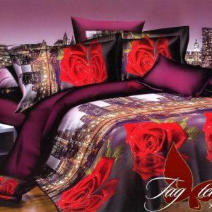 Комплект постельного белья XHY901  ПОСТЕЛЬНОЕ БЕЛЬЕ ТМ TAG > 2-спальные > Поликоттон 3D