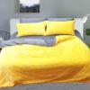Комплект постельного белья зима-лето Yellow  ПОСТЕЛЬНОЕ БЕЛЬЕ ТМ TAG > 2-спальные > Зима-лето